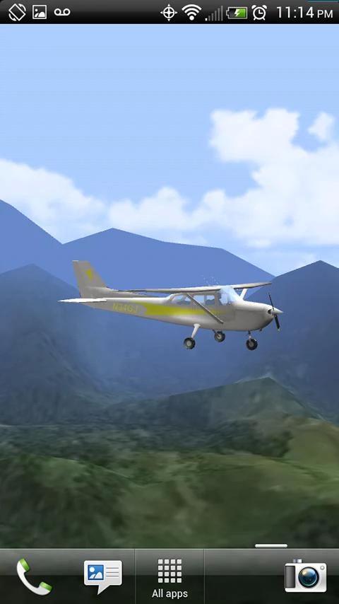 7          航天飞机3d动态壁纸简介      《航天飞机3d动态壁纸