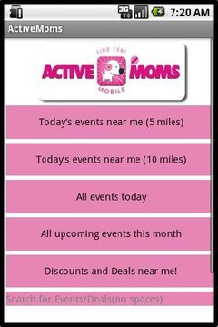 Active Moms Mobile