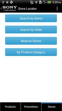 索尼产品查询