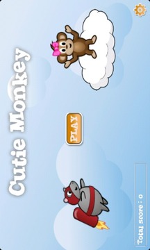 猴子小游戏