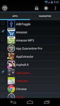 程序冻结器 App Quarantine Pro 汉化版