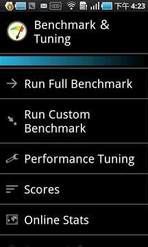 系统评测跑分 Benchmark & Tuning