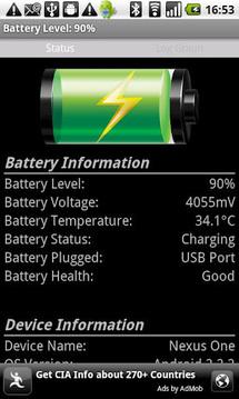 电池监控Battery Watch