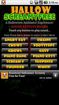Halloween Screamy Free