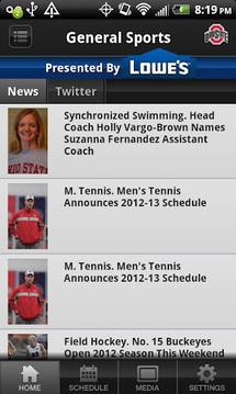 Ohio State Buckeyes Sports