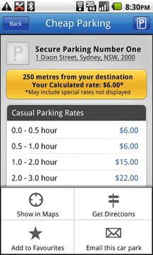 免费停车场 Cheap Parking