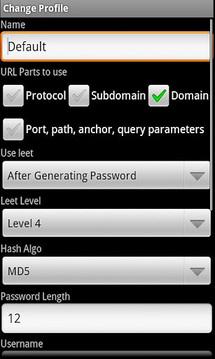 PasswordMaker Pro