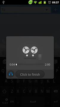 GO输入法语音插件