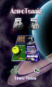 Astro Tennis - Ping Pong