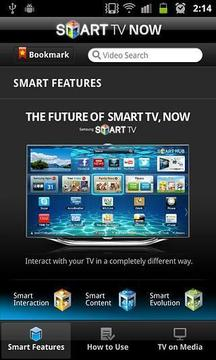 Samsung Smart TV Now
