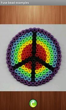 Fuse bead picture examples