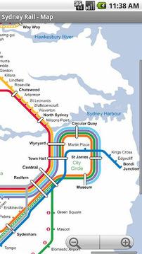 悉尼火车测试版
