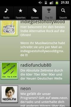 劳特调频收音机