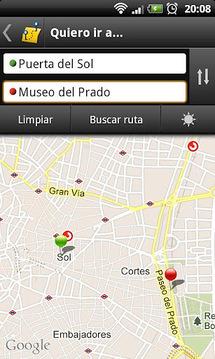 马德里总线 Madrid Bus