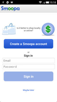 Smoopa Price Scanner