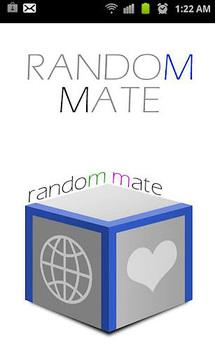 Random Mate (Random Chat)