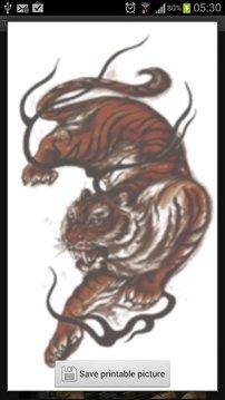 纹身相机 TattooCam