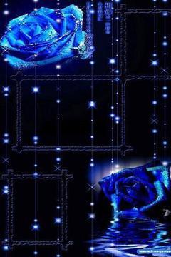 COOL 3D玫瑰壁纸