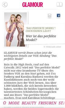 Glamour Deutschland