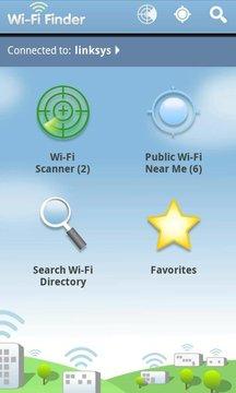 Wifi搜索