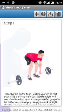 健身小助手:训练300+