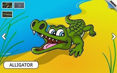 6mb 儿童农场动物园,一款儿童英语启蒙应用软件,应用内容以各种可爱的