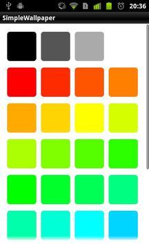 SimpleWallpaper
