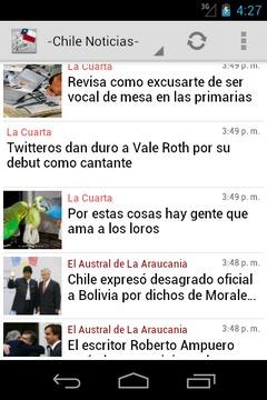 Chile Notícias