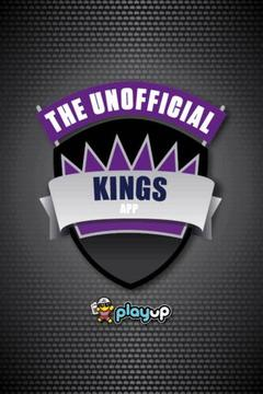 Kings NHL App