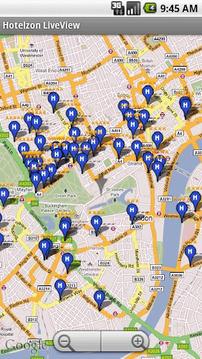酒店预订GPS版
