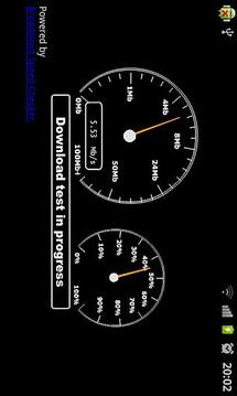 上网速度测试 Internet speed test