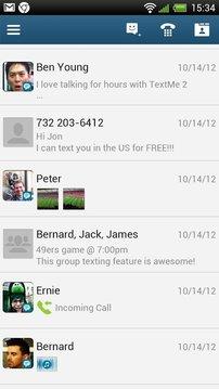 TextMe国际短信