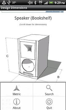 Design Dimensions