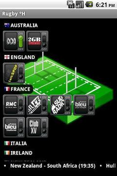Rugby °H