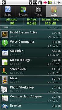 Droid System Suite