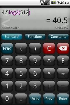 CalcBuddy Calculator