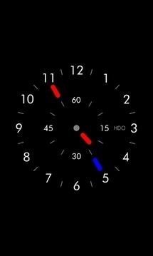 HDO Clock
