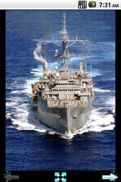 奇妙的军舰摄影