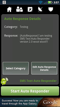SMS Text Auto Responder
