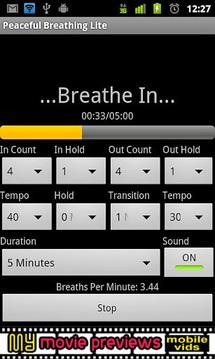 Peaceful Breathing Lite