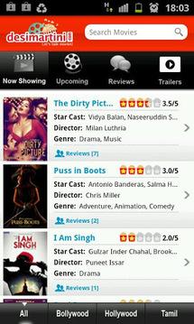 Movies by Desimartini