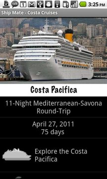 Ship Mate - Costa Cruises