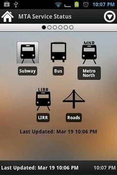 NYC Transit Status