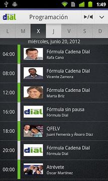 Cadena Dial para Android