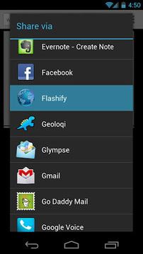浏览器转换 Flashify