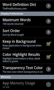 Word Solver Lite
