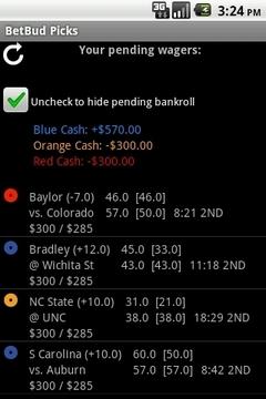 BetBud - sports bet tracker