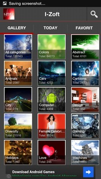 IZoft Wallpaper HD 150,000+