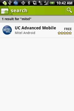 UCA Mobile