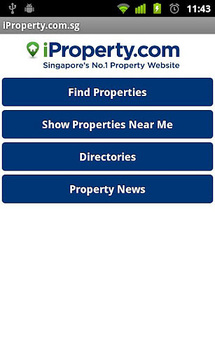 Singapore Property Search